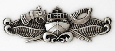 Navy Special Forces SWCC emblem
